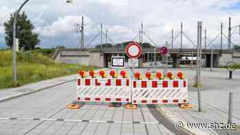 Rendsburg: Rathaus sagt illegalen Autorennen am Obereiderhafen den Kampf an | shz.de - shz.de