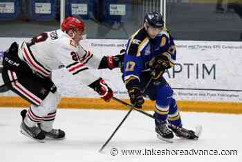 Stafford to Ooks; Swan stays on with Pontiacs - Lakeshore Advance