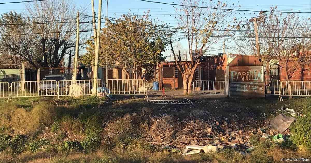 Un día de aislamiento en San Jorge, el barrio de Don Torcuato que se convirtió en el principal foco de - Clarín