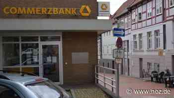 Filiale der Commerzbank in Melle geschlossen – immer noch wegen Corona? - Neue Osnabrücker Zeitung