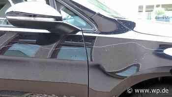 Lennestadt: Auto auf Parkplatz am Krankenhaus zerkratzt - WP News