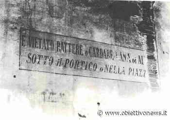 RIVAROLO CANAVESE – La scritta di piazza Litisetto verrà restaurata dall'Inner Wheel Cuorgnè e Canavese - ObiettivoNews