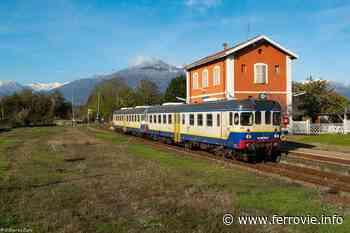 Piemonte: arriva l'elettrificazione della Rivarolo-Pont Canavese - Ferrovie.info