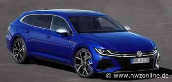 Vw Arteon Shooting Brake: VW fahren auf elegante Art - Nordwest-Zeitung
