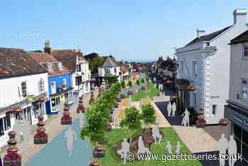 Could Thornbury High Street look like this one day? - South Cotswolds Gazette
