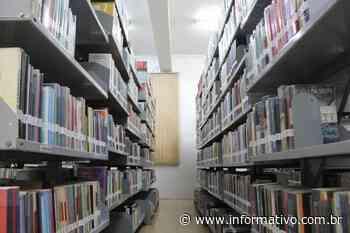 Acervo da Biblioteca Pública Municipal de Lajeado recebe novos livros - Infomativo