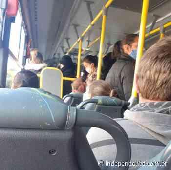 Passageira reclama da atitude de motorista de ônibus em Lajeado - independente