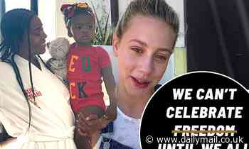 Gabrielle Union, Lili Reinhart lead stars speaking out on racial injustice on the Fourth Of July