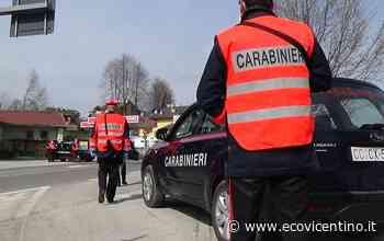 Carabinieri impegnati in controlli extra a Thiene, Dueville e sull'Altopiano - L'Eco Vicentino
