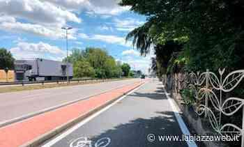 Saonara: viabilità sicura, piste ciclabili completate - La PiazzaWeb - La Piazza