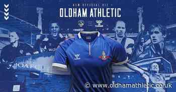 2020/21 Home Anniversary Shirt Revealed - News - oldhamathletic.co.uk