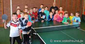 Tischtennis: Wolsfeld steht nicht nur fürs Bergrennen - Trierischer Volksfreund