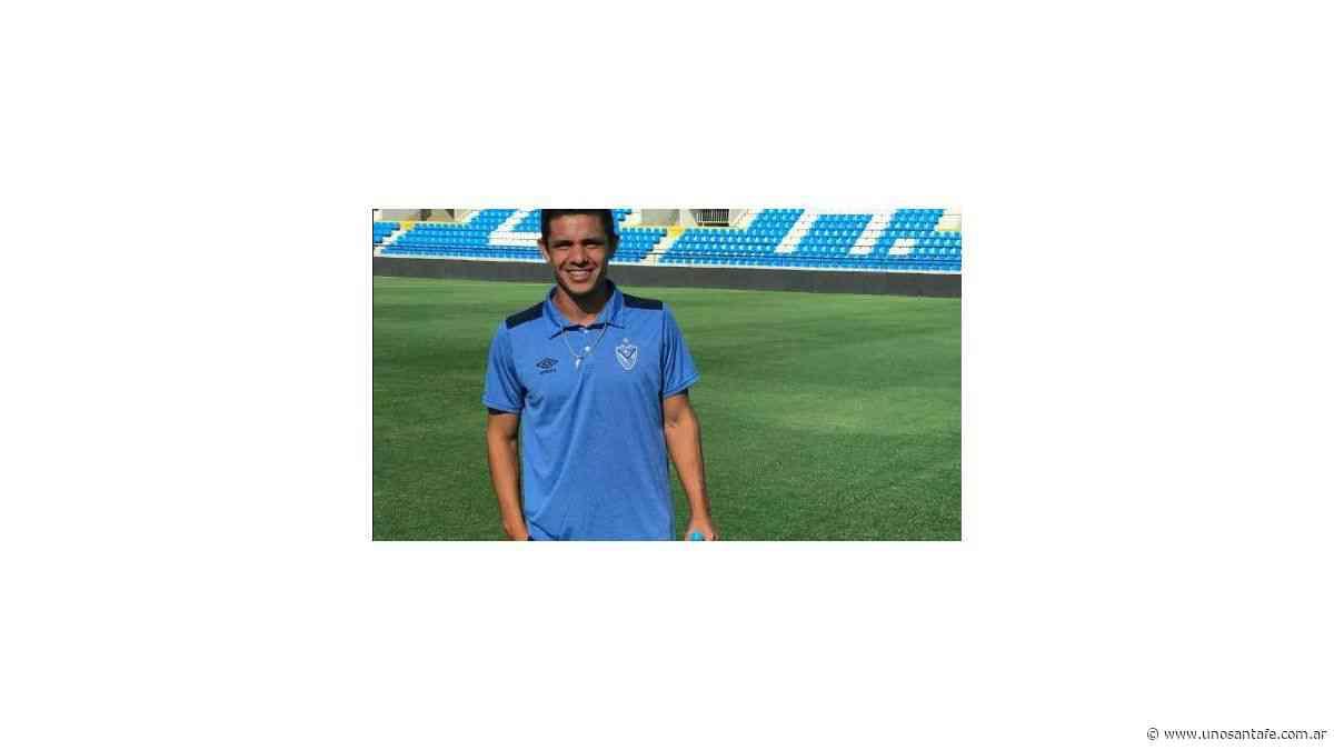 Marcos Enrique, de Franck a la Primera de Vélez Sarsfield - Uno Santa Fe