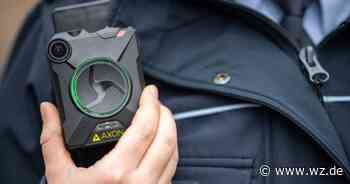 Ordnungsdienst in Krefeld wird mit Bodycams ausgestattet - Westdeutsche Zeitung