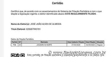 Lunga abandona oposição no Crato ao transferir domicílio eleitoral para Juazeiro do Norte - Flavio Pinto