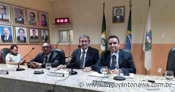 Na última sessão do semestre, Câmara do Crato aprova Lei de Diretrizes Orçamentárias - Flavio Pinto