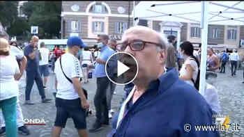 Le voci da Piazza del Popolo: Silvio sì o Silvio no? - La7