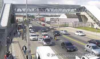 Veiculo e motorista suspeitos são localizados em Suzano por câmeras integradas - Jornal Impresso Brasil