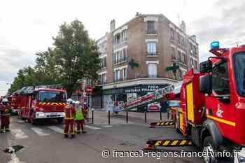 Livry-Gargan : une vingtaine d'habitants évacués au cours d'un violent incendie - France 3 Régions