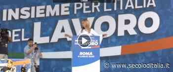 Piazza del Popolo, segui la diretta della manifestazione... - Secolo d'Italia
