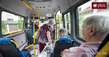 Fahrplanangebot für Busse wird hochgefahren - Schwäbische