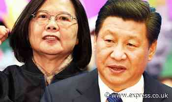 China rattled: Taiwan's stunning victory over Beijing's brutal campaign exposed - Express.co.uk