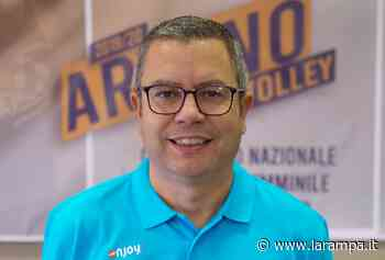 Arzano Volley, coach Antonio Piscopo fissa gli obiettivi stagionali - La Rampa