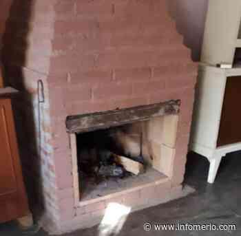 Santa Rosa del Conlara: murió un hombre por quemaduras provocadas al prender una estufa hogar - diario infomerlo