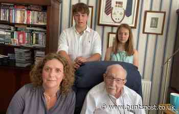 Huntingdon boy receives video message from Captain Tom | Huntingdon and St Neots News | The Hunts Post - Hunts Post