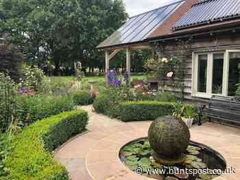 Four-acre Mediterranean style garden open to the public in Kimbolton | Huntingdon and St Neots News | The Hunts Post - Hunts Post