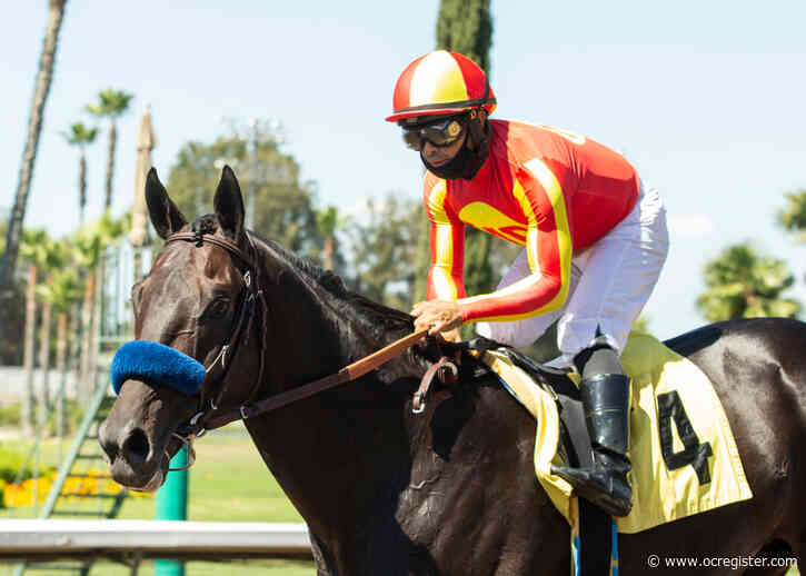 Horse racing: Uncle Chuck earns easy win in Los Alamitos Derby