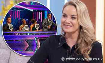 Tamzin Outhwaite 'is set to compete on this year's series of Strictly Come Dancing'