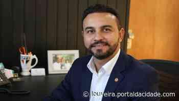 O deputado Alexandre Pereira indicou emenda parlamentar de150 mil para Louveira - Portal da cidade