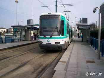 Travaux sur le tram T1 : trafic interrompu entre Bobigny et Noisy-le-Sec pendant 10 jours - actu.fr
