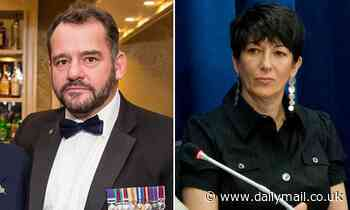 Ghislaine Maxwell 'paid £150,000 to hire a team of ex-SAS guards'