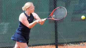 Tennis: Drei Teams des TC Drensteinfurt schlagen am Wochenende auf. - wa.de