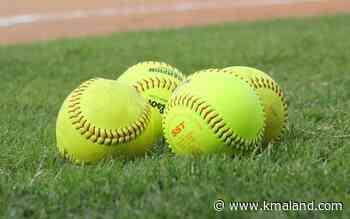 KMAland Softball (7/3): Wayne, Martensdale cruise, CD edges Mount Ayr - KMAland