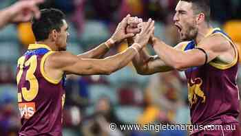 Lions roll on in AFL as Port fade at Gabba - The Singleton Argus
