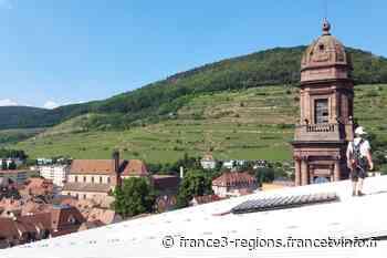 Rénovation de l'église de Guebwiller : «Pour la commune, ça représente l'équivalent de Notre-Dame pour Paris » - France 3 Régions