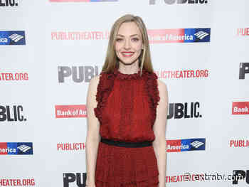 Amanda Seyfried Says 'You Should Have Left' Isn't Just a 'Psychological Thriller' - Extra