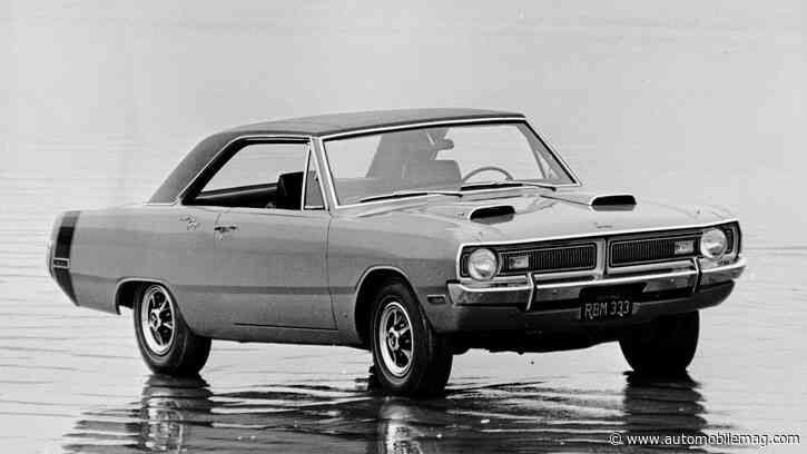 How Chrysler Invented the Sport Compact Car With Its Dart, Demon, and Duster 340