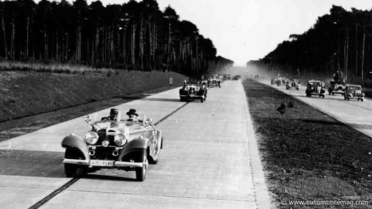 A Concise History of Germany's Autobahns