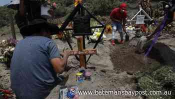 Mexico's virus death toll surpasses 30000 - Bay Post/Moruya Examiner