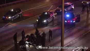 US man charged after car hits protesters - Bay Post/Moruya Examiner