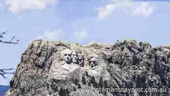 Trump holds fiery Mt Rushmore rally - Bay Post/Moruya Examiner