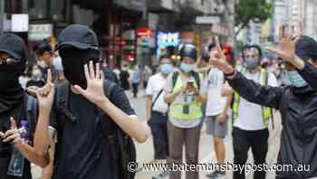 US Congress rebukes China over HK law - Bay Post/Moruya Examiner