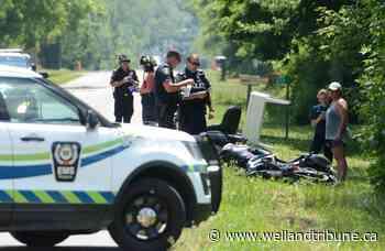 Port Colborne crash sends two to hospital in critical condition - WellandTribune.ca