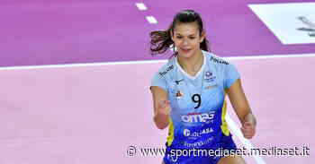 Bartolucci a Novara, Bonelli a Busto: la UYBA trova la vice-Poulter - Sportmediaset - Sport Mediaset