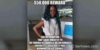 Reminder: Help Find Chavelle Dillon-Burgess - Bernews