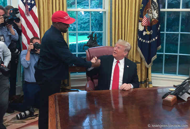 Kanye West Tweets He Will Run For US President, Says 'We Must Now Realize The Promise Of America'